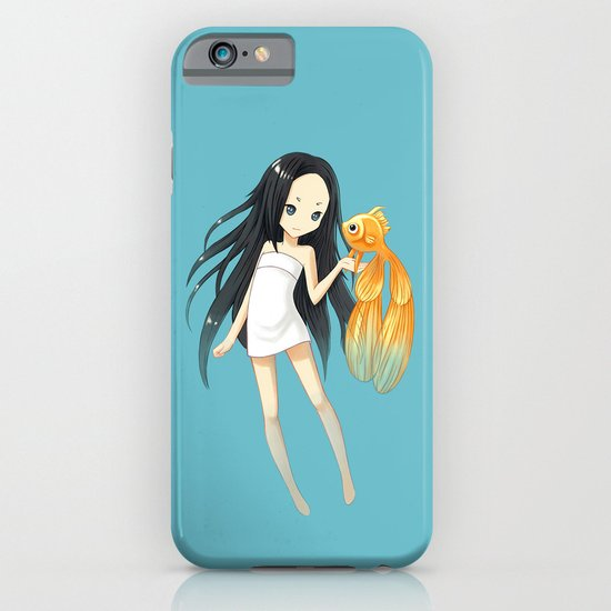 Goldfish iPhone & iPod Case