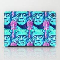 Frankenstein Halloween Z… iPad Case