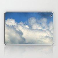 Flying Through The Cloud… Laptop & iPad Skin
