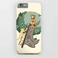 Stuck in a Tree iPhone 6 Slim Case