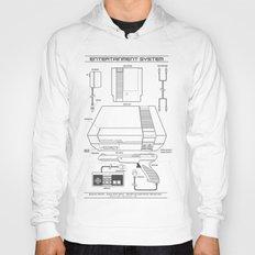 Entertainment System (light) Hoody