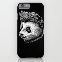 iPhone & iPod Case featuring Funky panda by barmalisiRTB