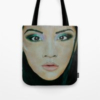 THE EURASIAN GIRL Tote Bag