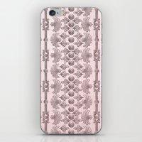 Ornamental Pattern 4 iPhone & iPod Skin