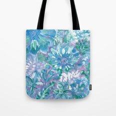 Floral Romance Tote Bag