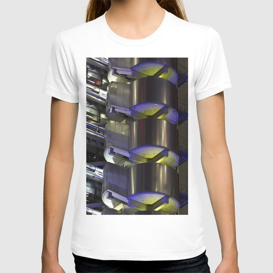 Lloyd's of London Abstract T-shirt