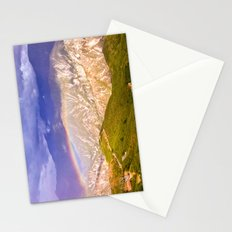 The rainbow of nature. Stationery Cards