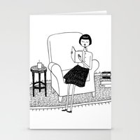 I'll Get By As Long As I… Stationery Cards
