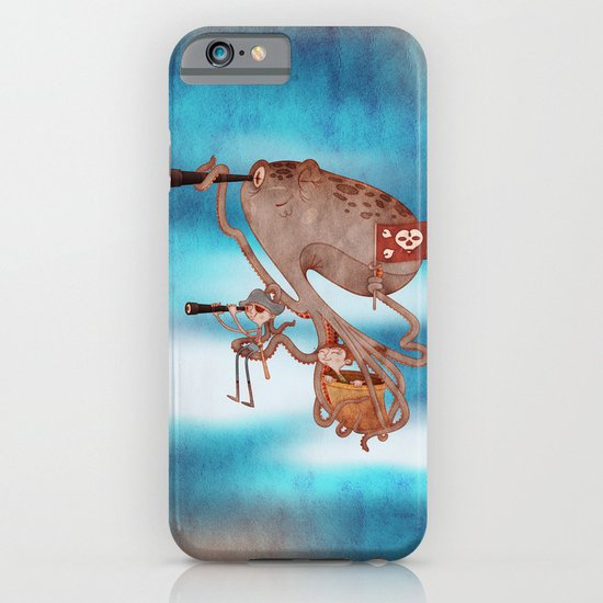Pirates iPhone & iPod Case