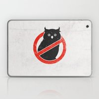 No Owls Laptop & iPad Skin