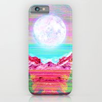 iPhone & iPod Case featuring Moon's Cradle by Fawnover