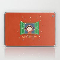 Day 20/25 Advent - Christmas Morning Laptop & iPad Skin