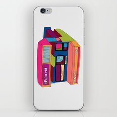 Captures Great Moments (color fun) iPhone & iPod Skin