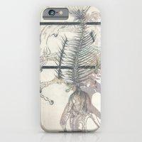 Rose-Fish-bone Dinosaur iPhone 6 Slim Case