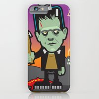 King Of Wands iPhone 6 Slim Case