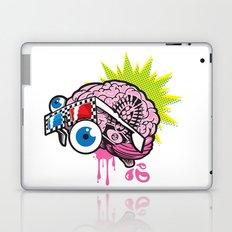 BRAIN-D! Laptop & iPad Skin