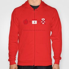 An apple a day keep the doctor away Hoody