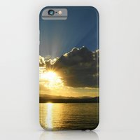iPhone & iPod Case featuring Early Summer Sunset by Jennifer L. Craft