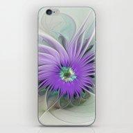 iPhone & iPod Skin featuring Flourish by Gabiw Art