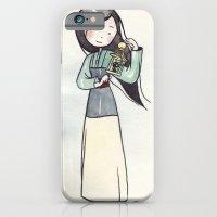 iPhone & iPod Case featuring Mulan by malipi