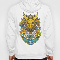 Golden Tricerapod Hoody