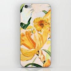 Wordsworth  and daffodils.  iPhone & iPod Skin