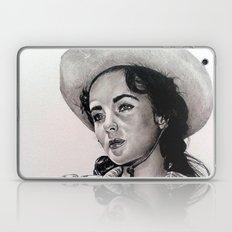 elizabeth taylor Laptop & iPad Skin