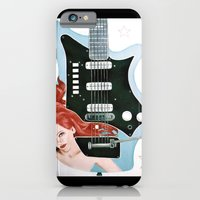iPhone & iPod Case featuring Neko Eko by ByrneDarkly