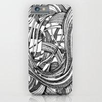 Into The Wild (b&w Versi… iPhone 6 Slim Case