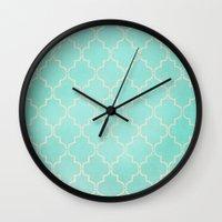 clove Wall Clock