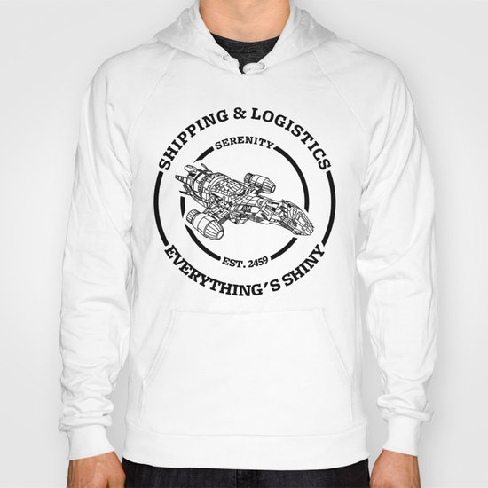 SERENITY SHIPPING AND LOGISTICS Hoody