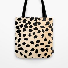 Leopard animal print Tote Bag