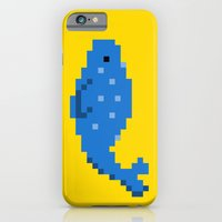 8-bit Seal iPhone 6 Slim Case