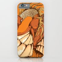 iPhone & iPod Case featuring Autophoenix by happytunacreative