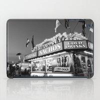 Fair Food B&W iPad Case