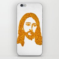 Cheesus iPhone & iPod Skin