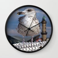 LIBERTY On The BALTIC SE… Wall Clock