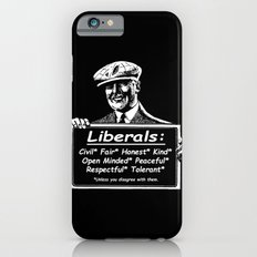 Attributes of a Liberal Slim Case iPhone 6s