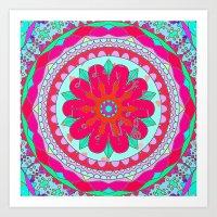Flower Of Spring Art Print