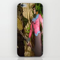 Gambit: In The Ruins iPhone & iPod Skin