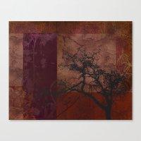 Memory Tree Canvas Print