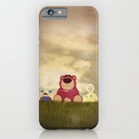 iPhone & iPod Case featuring The Tragedy of Lotso by Robert Scheribel