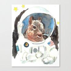Astronut Canvas Print