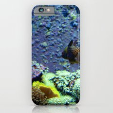 Beautifully Ugly Brown Fish iPhone 6s Slim Case