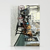 A Ride In Rome Stationery Cards