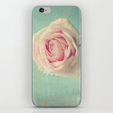 Mint Rose  iPhone & iPod Skin