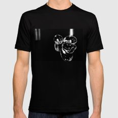 Medicine  SMALL Mens Fitted Tee Black