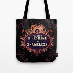 the Shameless One Tote Bag