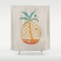 Sweet Summer Dream Shower Curtain