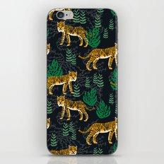 Safari Tiger by Andrea Lauren iPhone & iPod Skin